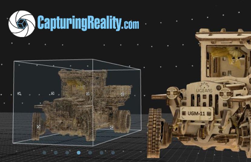 Tecnitop distribuidor RealityCapture España